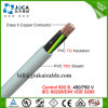 Seilzug des 450/750V flexibler Cu/PVC/PVC Steuer500 B