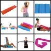 Fuerza pesada de la energía del entrenamiento de la yoga del ejercicio de la resistencia del estiramiento plano de la venda