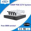système extérieur de degré de sécurité de télévision en circuit fermé de l'appareil-photo NVR d'IP Poe de 1080P Onvif