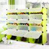 (Transparante) Garderobe van het Kabinet van de douane de Vouwbare Plastic
