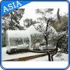 Im Freien aufblasbare Schnee-Kugel-aufblasbares Weihnachten anpassen