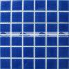 плитка мозаики плавательного бассеина голубого хруста 48X48mm керамическая (BCK604)