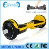 電気Unicycleのスクーターのつりあい機のバランスをとっている小型スマートな自己