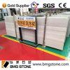 木製の穀物のクリームの大理石、中国白いSerpeggianteの大理石のタイル及び平板