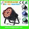 실내 18X10W LED PAR Can Light RGBW 4 In1