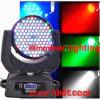 luz principal móvil de 108PCS 3W LED para la iluminación de la etapa