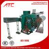 Machine à grande vitesse de manche de ratière de natte du filé 4 de pipe de trame plate de couleurs