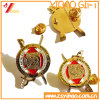 Metallabzeichen für förderndes Geschenk (YB-LY-C-49)