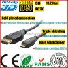 Микро- мужчина d HDMI к мужчина HDMI кабель