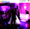 LED iluminado portable Dance Floor para la boda