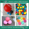 Esferas de borracha personalizadas alta qualidade do plutônio
