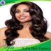 Уток волос девственницы здоровья естественный черный камбоджийский людской
