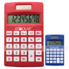 Various Optional Colors (LC331)를 가진 8개의 손가락 Dual Power Pocket Calculator