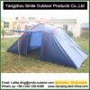 La tenda di campeggio esterna della famiglia delle 6 persone fabbrica