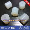 Koker van de Glasvezel van het silicone de Rubber Met een laag bedekte voor Mechanische Bescherming