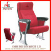 Writing Pad (MS-353)를 가진 빨간 Auditorium Chair