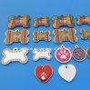 Hundeplakette-Drucken-Haustier etikettiert Drucken-Hundeplakette