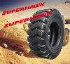 Superhawk schräges OTR ausgezeichnete Qualität des Gummireifen-1800-25 2100-25