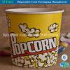 Bio-degradables Popocorn barril en el precio de promoción