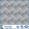 Cinque Bar Checkered Aluminum Panel 1050/1060/1100 per Electrical