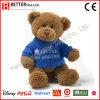 Het hete Zachte Stuk speelgoed van de Teddybeer van de Pluche van de Verkoop Speelgoed Gevulde voor Kinderen