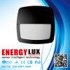 알루미늄 E-L03c는 주물 옥외 광전지 20W LED 정원 램프를 정지한다