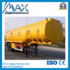 3 Radachse Oil Tank Semi Trailer Fuel Tank Semi Trailer für Sale nach Afrika Market