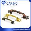 최신 판매 고아한 고대 금관 악기 부엌 찬장 손잡이 (GDC0246)
