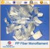 폴리프로필렌 모노필라멘트 섬유 마이크로 합성섬유