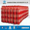 50L Gasfles van de Waterstof van het Staal van de Cilinder van de Waterstof van de hoge druk de Naadloze
