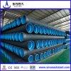 Tubo acanalado Double-Wall del HDPE resistente de los productos químicos