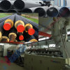 PET Thin Wall Pipe Production Line/Jacket Pipe Extrusion Line (365-760mm)