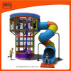 Tube Slide를 가진 Kids를 위한 실행 Area Indoor Playground