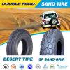 Pneumáticos da estrada do dobro da câmara de ar interna, pneumáticos do aperto da areia, pneus da sobremesa
