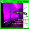 Wasserdichte Wand-Unterlegscheibe Dimmer RGB-LED für Gebäude-Form