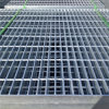 Steel inoxidable Bar Grating para Platform