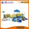 電流を通された鋼鉄ピップの子供の演劇のゲームの螺線形のスライドの構造