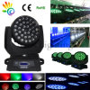 36*10W 4in1 Zoom LED Moving Head Wash Light