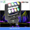 Het verbazen RGBW 8*10W Spider Moving Head LED Light