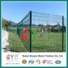 Гальванизированное Grid Fence Panel/Welded Metal Fence с Bends
