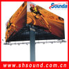 Bandiera del PVC dell'indicatore luminoso di fronte di Sounda (SF550)