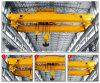 Grúa de puente doble ampliamente utilizada de la percha de la viga del Qd 125/32 tonelada