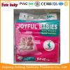 Tecido descartável do bebê de 2017 bebês alegres para o mercado de Angola