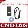 2014 el Mpps más nuevo V16 el ECU Chip Tuning para EDC15 EDC16 EDC17 Free Shipping