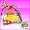 赤ん坊のマット、演劇のマット、演劇のパッド、赤ん坊の柔らかいマット、綿のマット、幼児マット、赤ん坊のラッセル音、赤ん坊のおもちゃセット、赤ん坊シート、ラッセル音のおもちゃ、プラシ天の赤ん坊のマット(WJ276159)