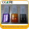 Классический цветастый сползая тип пластичная ручка USB (ET220)