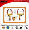 高品質の鋼管の盗難防止の車輪ロック(CLS-04)