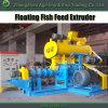 Hoge Efficiency 4mm de Installatie van de Lijn van de Verwerking van het Voedsel van het Voer van de Vissen van 6mm voor de Garnalen van de Vissen van de Forel