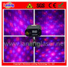 200MW laser Light de Twinkling del Rb de Gobos Mini del Rb 8