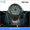 18*10W Waterproof IP65 DMX LED PAR Light